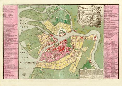 San Petesburgo, 1776