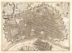 Lima. Pedro de Nolasco, 1687
