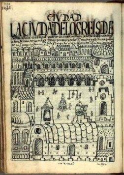 La ciudad de Los Reyes de Lima, f. 1040