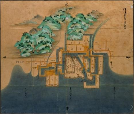 Shoho Shiroezu, 1614