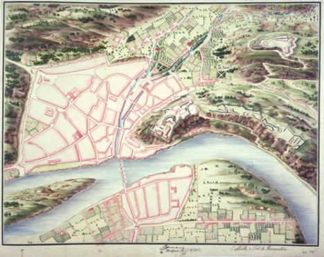 Koblenz, Germany, 1834. MPHH 16 (23).