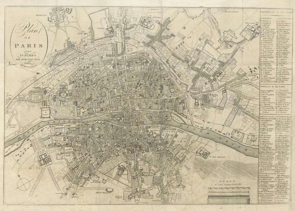 Cr Nicas Cartogr Ficas Historia Urbana Y Cartograf A